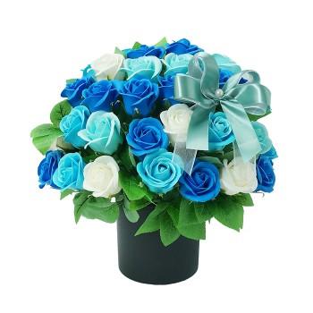 [N18]비누꽃_향기가득히_블루