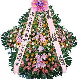축하5단화환