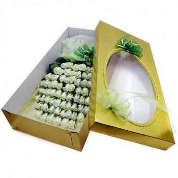 백장미100송이꽃박스