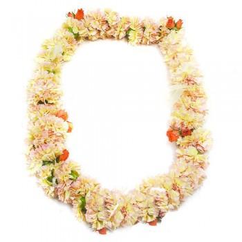 카네이션꽃목걸이2호